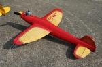 Perky is a .15 powered speed model