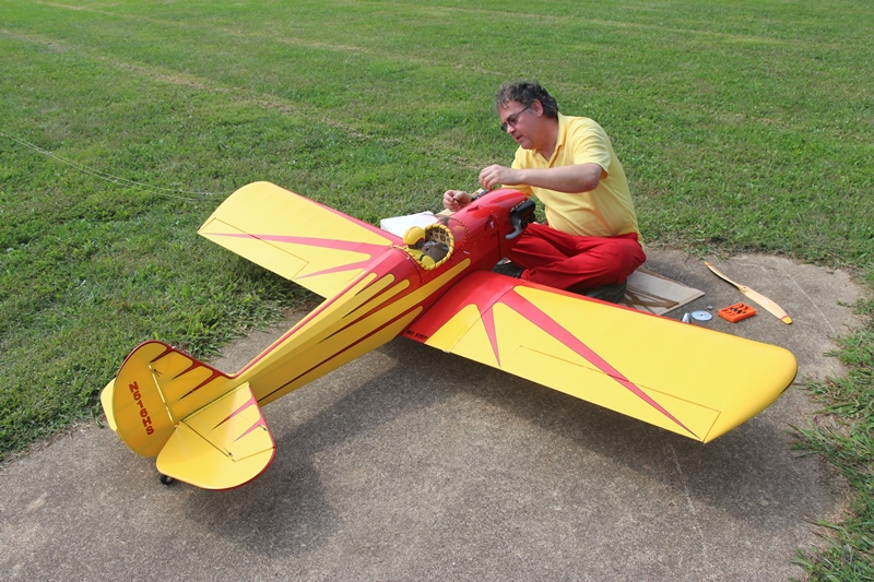 electric model airplane with Grant Hiestands 13 Scale Spacewalker on Indoor Rc Airplanes as well AM ACSL50 furthermore Grant Hiestands 13 Scale Spacewalker additionally 142105172979 further Cmp Ep Pa28 Kit.
